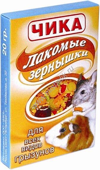<b>Чика</b> витамин для грызунов - Zoo-galereya.ru