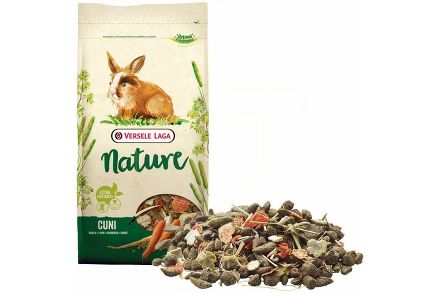 "VERSELE-LAGA ""Cuni NATURE""E NEW корм 700г PREMIUM для кроликов"