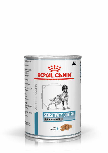 ROYAL CANIN VET Sensitivity Control Сенситив. Контрол Канин 400 г конс. для собак