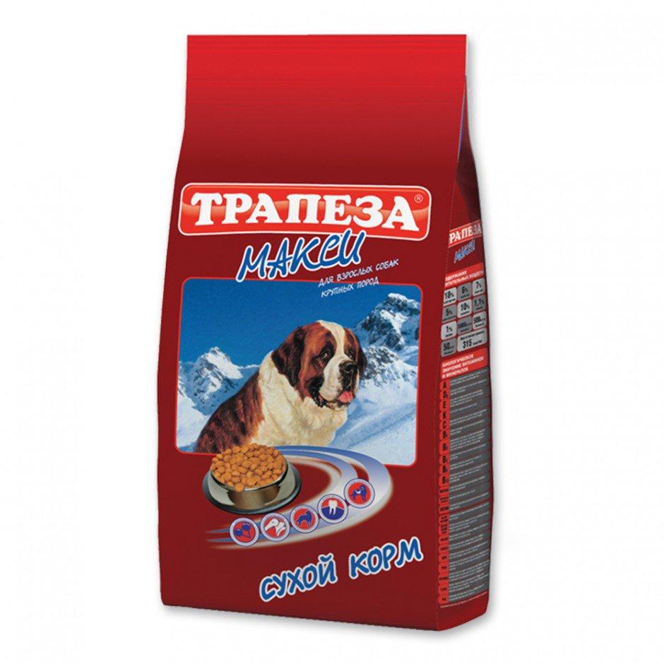 Корм Трапеза Оптималь 13kg для собак 29750/701351
