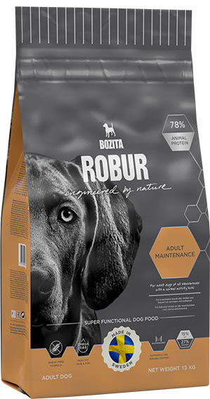 BOZITA ROBUR Adult Maintenance 27/15