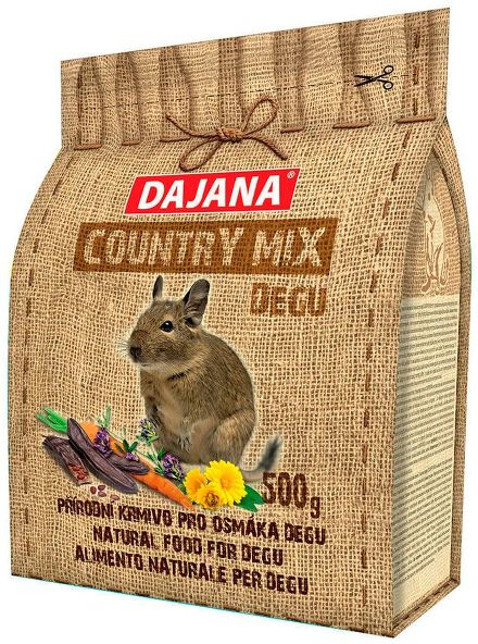 DAJANA COUNTRY MIX Корм для дегу 500 г