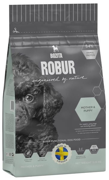 BOZITA ROBUR Mother & Puppy 30/15