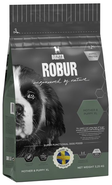 BOZITA ROBUR Mother & Puppy X-Large 28/14